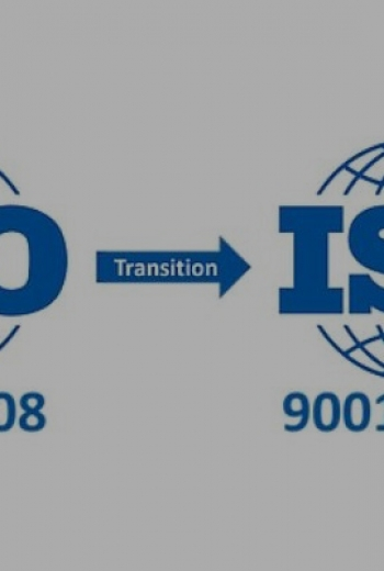 THE NEW ISO 9001: 2015
